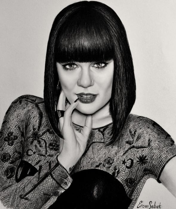 Jessie J by ercansebat